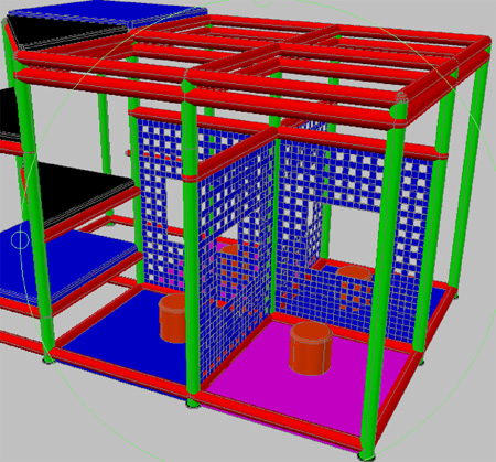 Modular Indoor PLaysystem Events