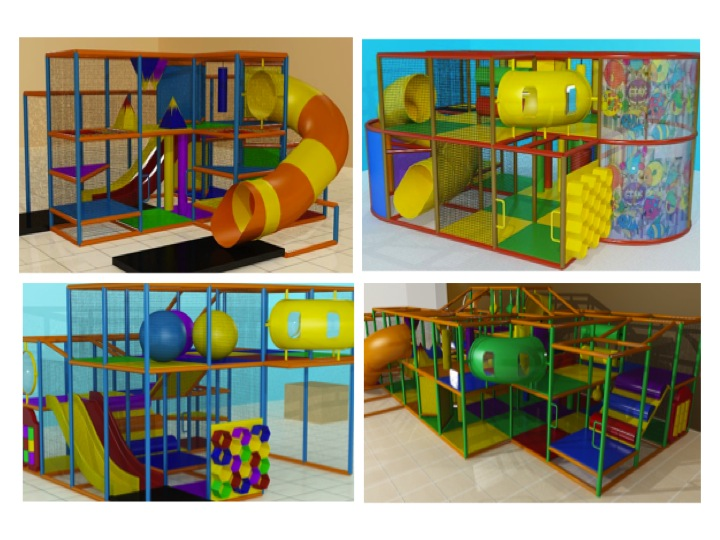 Playhouse for older kids design ideas for house for Indoor playground design ideas