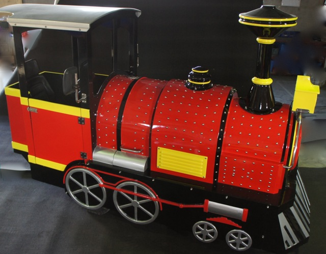 Electric trackless trains for sale ottawa